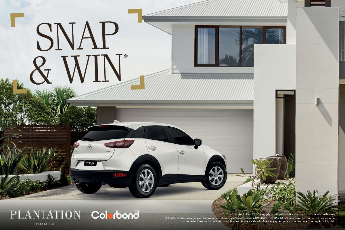 Drive Home to Plantation Competition | Plantation Homes
