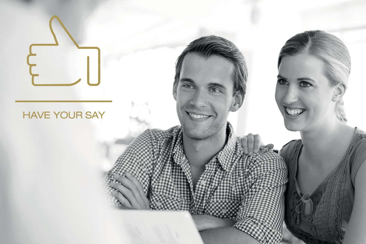 Have your say with Plantation Homes